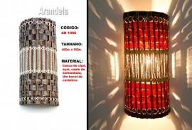Arandela Artesanal Ar1006