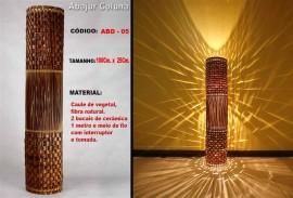 Abajur Coluna - Código: ABD-05
