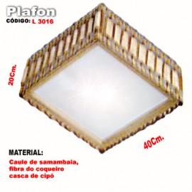 Plafon Artesanal L3016