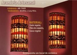 Arandela Artesanal Ar7025