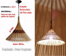 Pendente Artesanal L8011