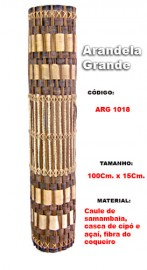 Arandela Grande Artesanal ARG1018