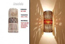Arandela Artesanal AR1008