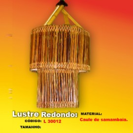 Pendente Artesanal L3012