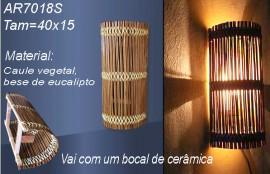 Arandela Artesanal AR7018S