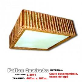 Plafon Artesanal L3011