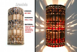 Arandela Artesanal Ar1003